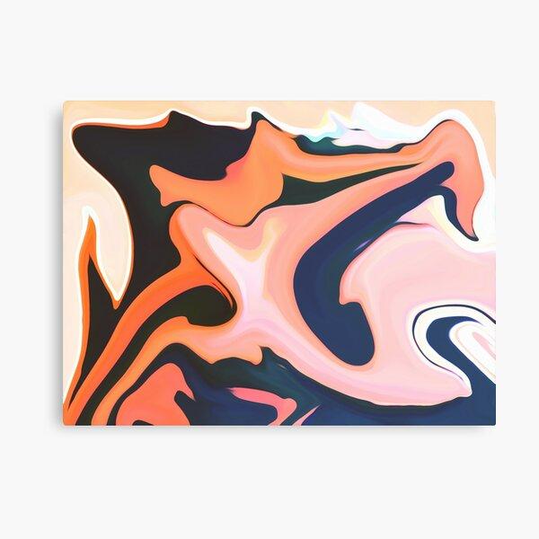 """I dissolved corporeally into air . . ."" Canvas Print"