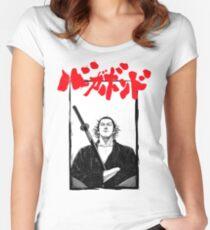 Vagabond: Miyamoto musashi Women's Fitted Scoop T-Shirt