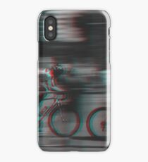 Cycling Race iPhone Case/Skin