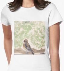 RedPoll birdie Women's Fitted T-Shirt