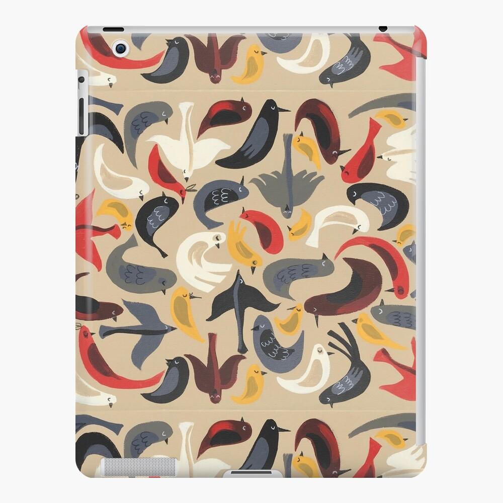 Birdie Collage iPad Case & Skin
