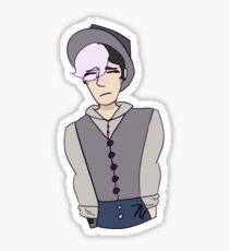 30's Shiro Sticker Sticker