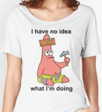 No Idea Patrick Women's Relaxed Fit T-Shirt