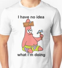 No Idea Patrick Slim Fit T-Shirt