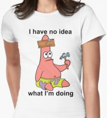 No Idea Patrick Women's Fitted T-Shirt