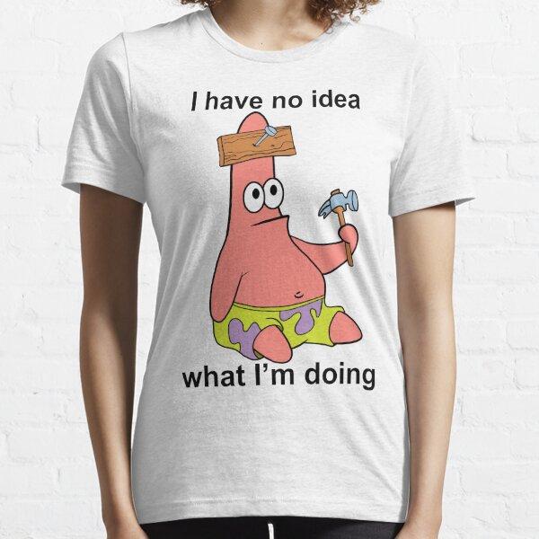No Idea Patrick Essential T-Shirt