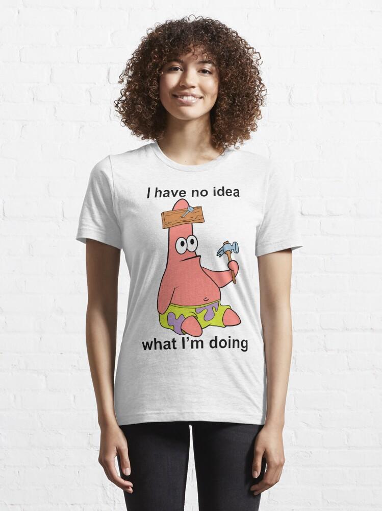 Alternate view of No Idea Patrick Essential T-Shirt