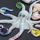 Beriana, Octopus Sculpture by Stephanie KILGAST