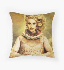 Queen Katya Zamolodchikova Throw Pillow