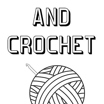 Netflix and crochet by Asrais