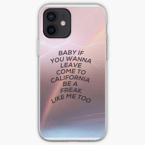 Lana Del Rey Freak iPhone Soft Case