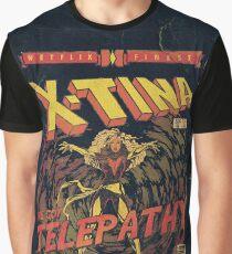 Xtina Telepathy Graphic T-Shirt