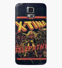 Xtina Telepathy Case/Skin for Samsung Galaxy
