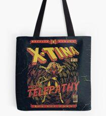 Xtina Telepathy Tote Bag