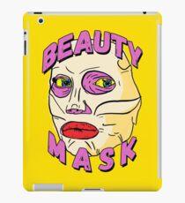 Alyssa's Beauty Mask iPad Case/Skin