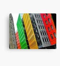 Colour of London Canvas Print