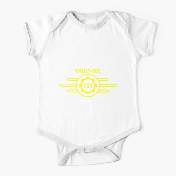 VT 101 Short Sleeve Baby One-Piece