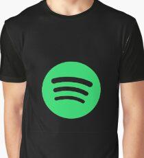 Spotify Logo Graphic T-Shirt