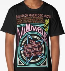 NDVH Milliways - the Restaurant at the End of the Universe Long T-Shirt
