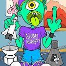 Alien Teenager 2 by Brett Gilbert
