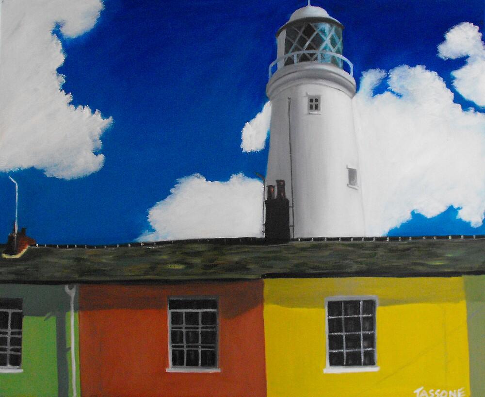 Southwold Lighthouse, Suffolk by ltassone