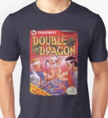 DOUBLE DRAGON NES GAME COVER Unisex T-Shirt
