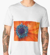 Poppy Macro Men's Premium T-Shirt