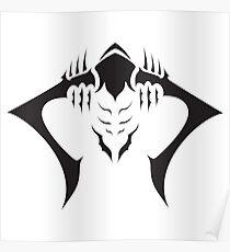 Warframe - Loki Prime (Black) Poster