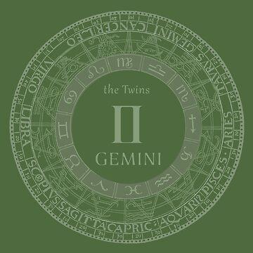 Gemini by daysray