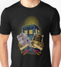 THE CYBERMEN AND THE DALEK T-Shirt