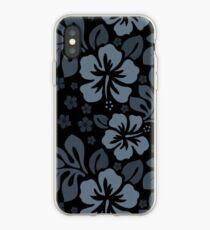 Vinilo o funda para iPhone Dark Hawaiian