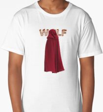 Red Riding Hood Long T-Shirt