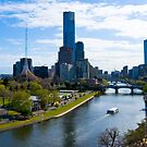 A City on the Yarra by Christine Wilson