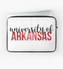 University of Arkansas Laptop Sleeve