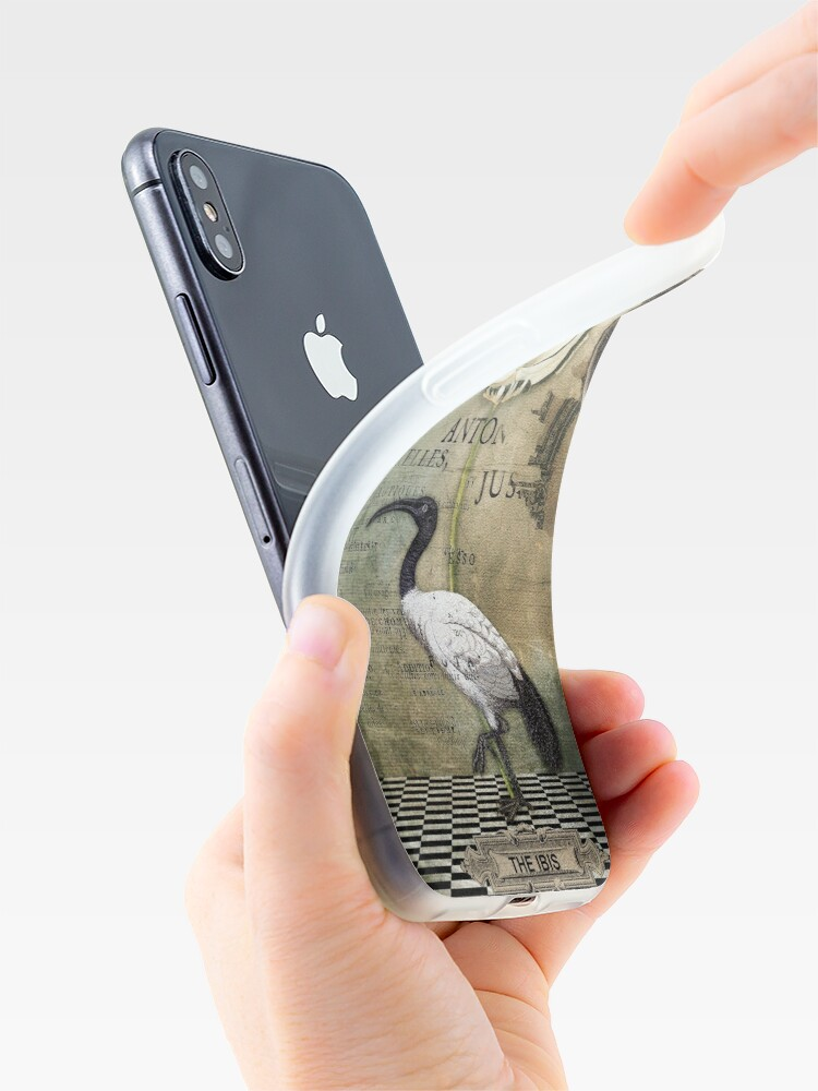 Alternate view of The Ibis iPhone Case & Cover
