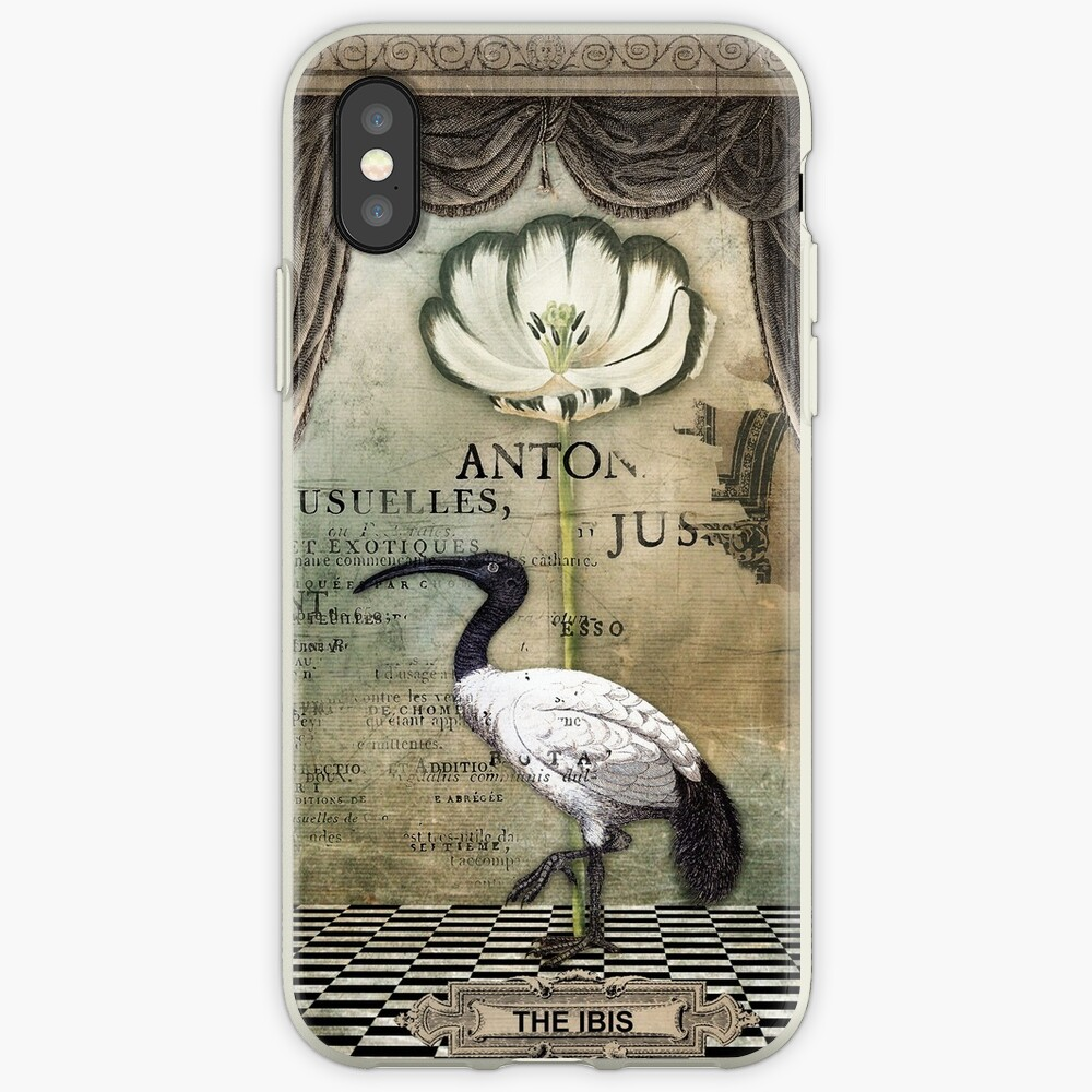 The Ibis iPhone Case & Cover