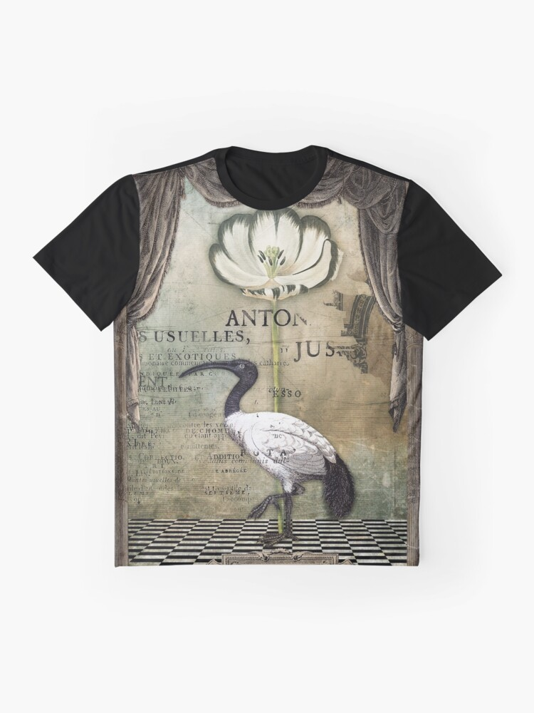 Alternate view of The Ibis Graphic T-Shirt