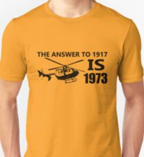 The Answer To 1917 T-Shirt