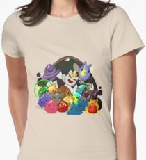 Slime Rancher Women's Fitted T-Shirt