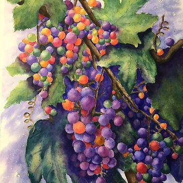 Fall Harvest by ArtbyDedeConrad