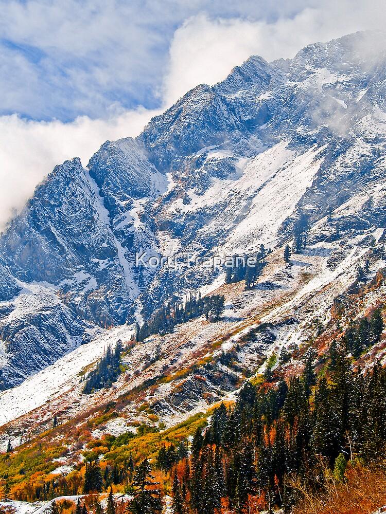 Mountain Horizon by Kory Trapane