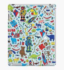 TOYS - fun pattern by Cecca Designs iPad Case/Skin