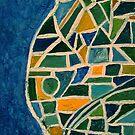 Mosaic Nude by Reba Hierholzer