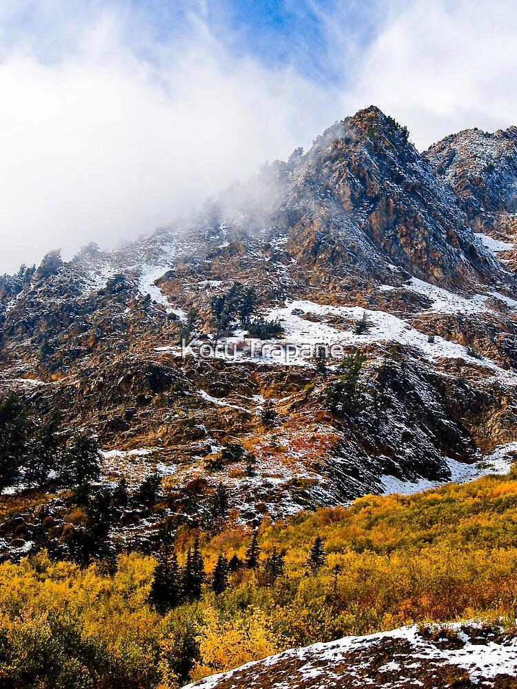 Mountain Peak by Kory Trapane