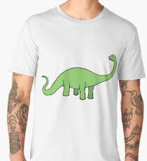 Happy Diplodocus - dinosaur design by Cecca Designs Men's Premium T-Shirt