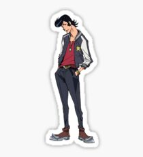 Dandy (Space Dandy) Sticker