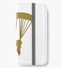Golden Parachute Sticker iPhone Wallet/Case/Skin