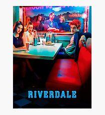 RIVERDALE: Archie's squad Photographic Print