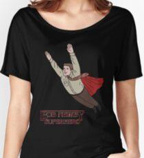 Bob Newby - Superhero Women's Relaxed Fit T-Shirt