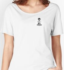HOLMES Women's Relaxed Fit T-Shirt